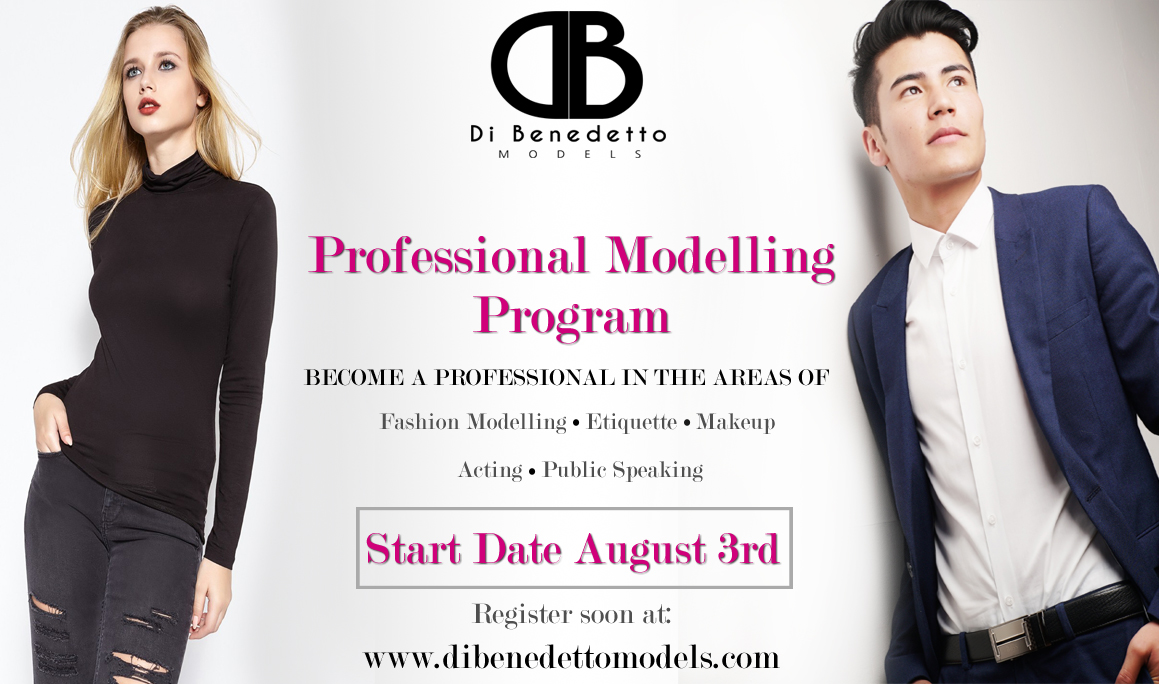 Professional Modelling Program - Di Benedetto Models